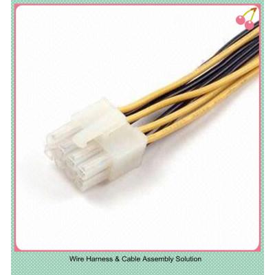 4pin 4.2mm male to female molex computer internal wiring harness ...