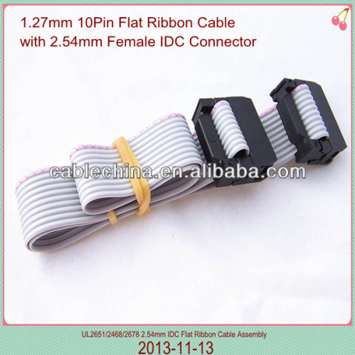 10 pin flat cable wire harness 28awg flat ribbon cable ul2651 10 pin flat cable wire harness 28awg flat ribbon cable ul2651 28awg flat ribbon cable for computer