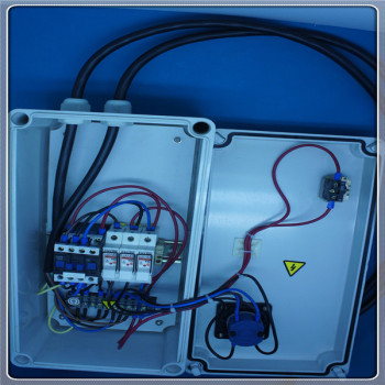 assembly services of electrical cabinets