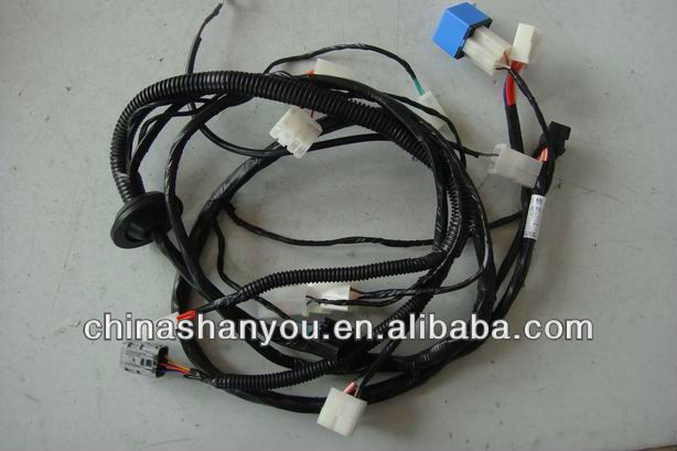 Supply motorcycle wiring harness from china buy