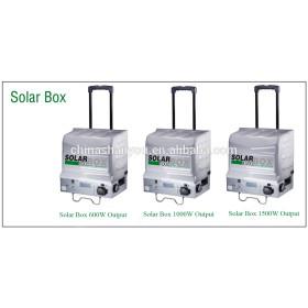 Solar Power Inverter System