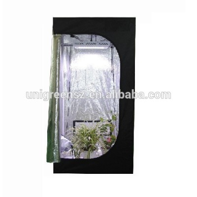 Water-proof 210D mylar grow tent for hydroponic system