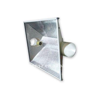 8'' powder coated Air Cooled Tube Reflector