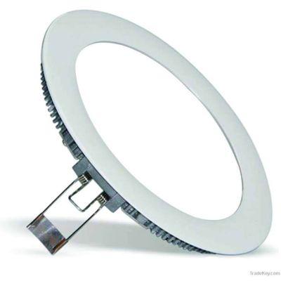 10W LED round panel light