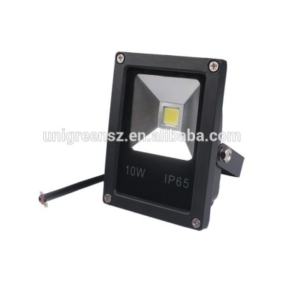 Ultra-thin 10W outdoor LED flood light CE approval