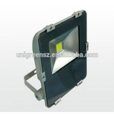Ultra-thin 70W outdoor LED flood light CE approval
