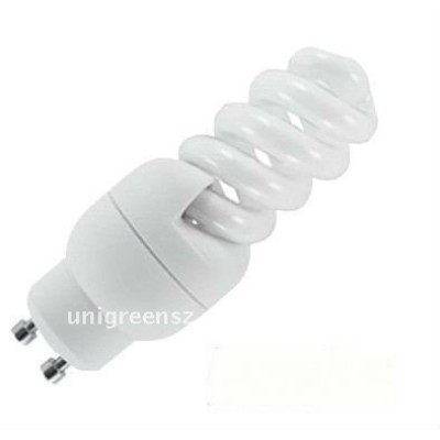 Full Sprial Energy Saving Lamp with GU10 Base