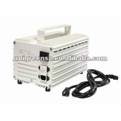 Magnetic ballast 600W for Hydroponics