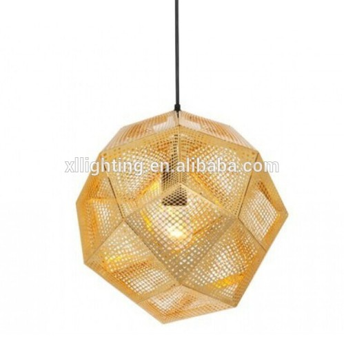 2014 hot selling tom dixon etch web modern stainless steel - Tom dixon etch web pendant ...