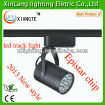2013 New product led track light hot in the market