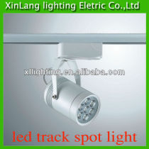 2013 New product led track spot light 7W 12W