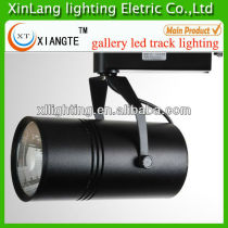 2013 High quality gallery led track lighting new in the market