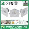 Adjustable LED Cree COB Downlight 15w CE ROHS cob rectangular led downlighting