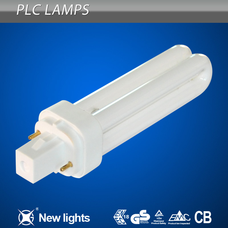 compact fluorescent lamp and reusable water