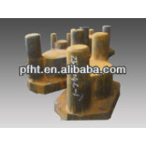 heavy steel cast for petroleum machinery fittings