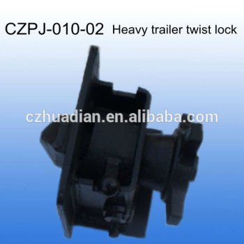 container trailer chassis twist lock,China container trailer