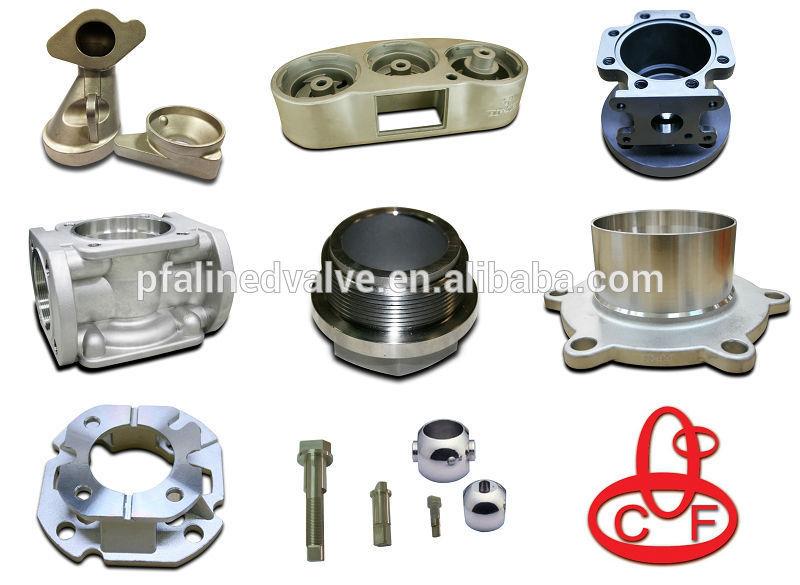 Taiwan Precision CNC Machined Lost Wax Metal Valve Steel Casting parts