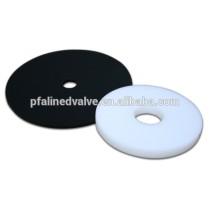 Taiwan Molding and Machining Butterfly valve Teflon PTFE Washer