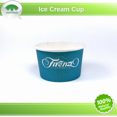 Disposable paper Ice Cream Cup
