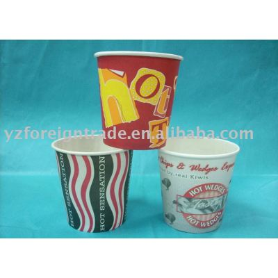 coffee paper cup/hot paper cup/paper cup