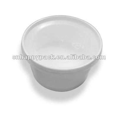 Paper soup bowl