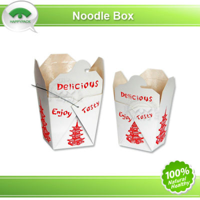 2014 New design noodle box with handle