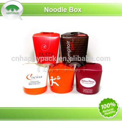 2014 New design disposable paper food pail