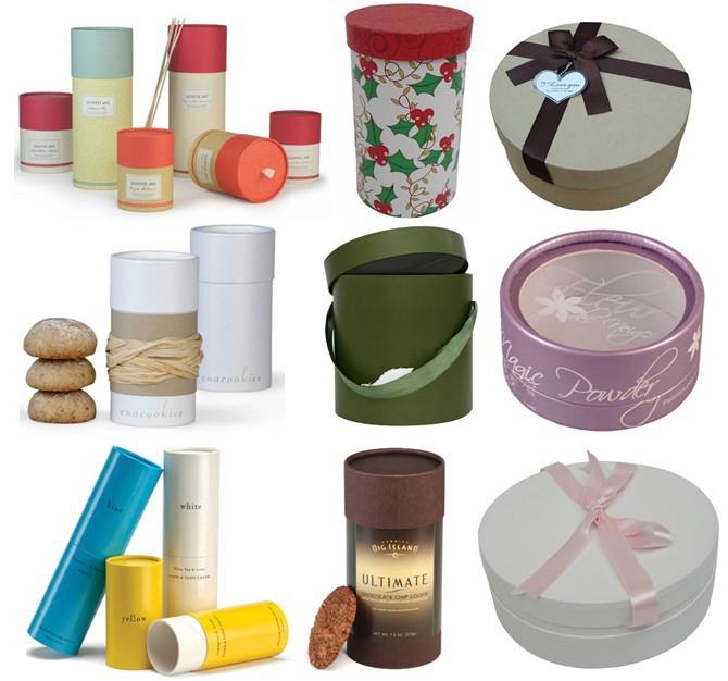 Decorative Round Boxes Inspiration Decorative Round Cardboard Boxes With Lidschina Decorative Round Decorating Design