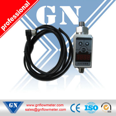 pressure responsive switch