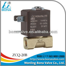 china manufacturer air valve/air aolenoid valve/ZCQ-20B