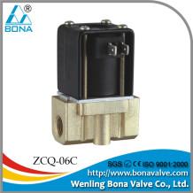 gas/air/water solenoid valve
