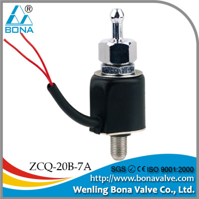 china supplier solenoid valve for steam irons(ZCQ-20B-7A,7B,7C)