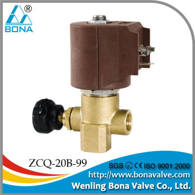 high temperature solenoid valve CEME