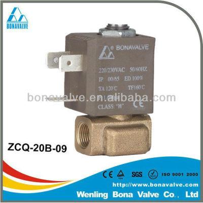 steam solenoid valve ( high temperature)