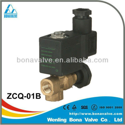 Steam valves/steam solenoid Valve (CEME/OLAB) ZCQ-01B