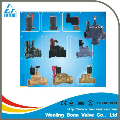 china manufacturer irrigation projects parts(solenoid valve,controller)