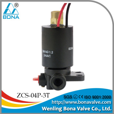 3 way irrigation solenoid valves