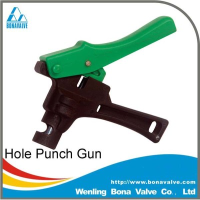 BONA 12mm/16mm Tape Hole Punch for irrigation soft tube