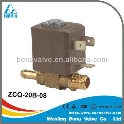 gas Solenoid Valve/solenoid valves for gas,Water, Steam, Air