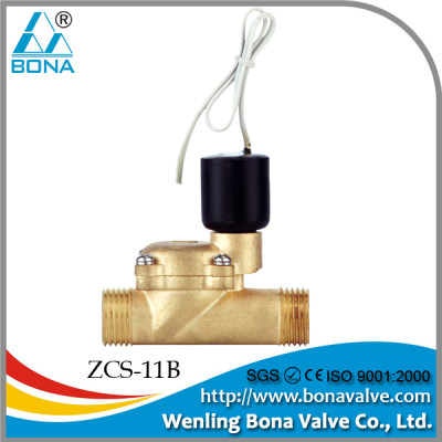 China Manufacturer BONA Valve Pulse Solenoid Valve for Automatic Faucets ZCS-11B