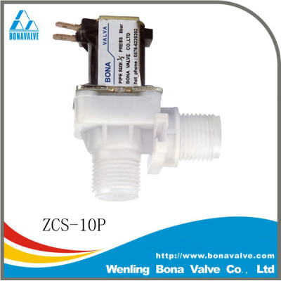 Plastic Solenoid Valves for Washing Machine 1/2