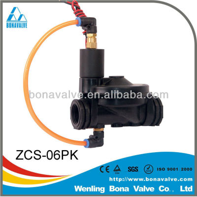 normally open solenoid valve for irrigation /3/4