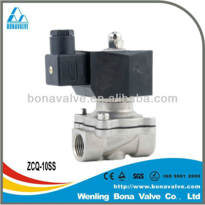 stainless steel solenoid valves-W9