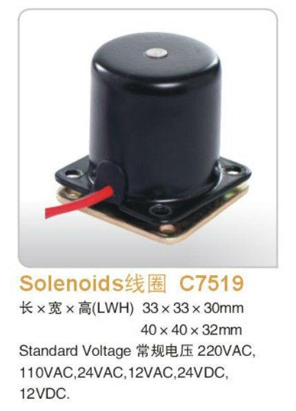 Iron Cover Solenoids/Coils
