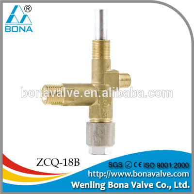 refrigerant gas valve (ZCQ-18B)