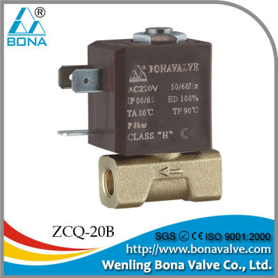 gas BBQ cooker stove heater solenoid valve (CE/TUV/ISO9001)