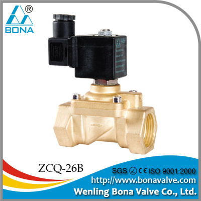 normally close air solenoid valve/air valve for air/steam /water