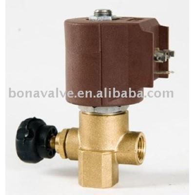 2/2 way/steam solenoid valves for steam/water /air