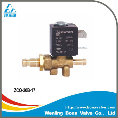 Brass Solenoid/Magnetic Valve for Steam,Water and Air