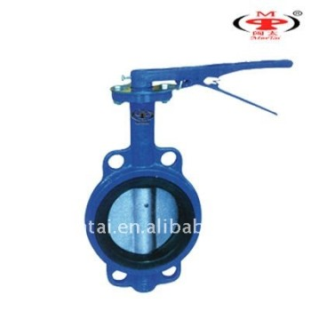 manual cast iron butterfly valves